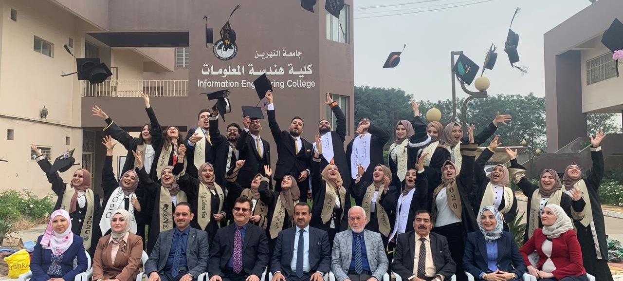 The COIE celebrates the graduation of its students for the academic year 2019-2020